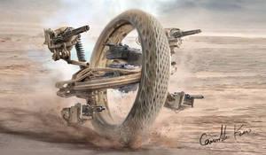 rollergun CamilleKuo