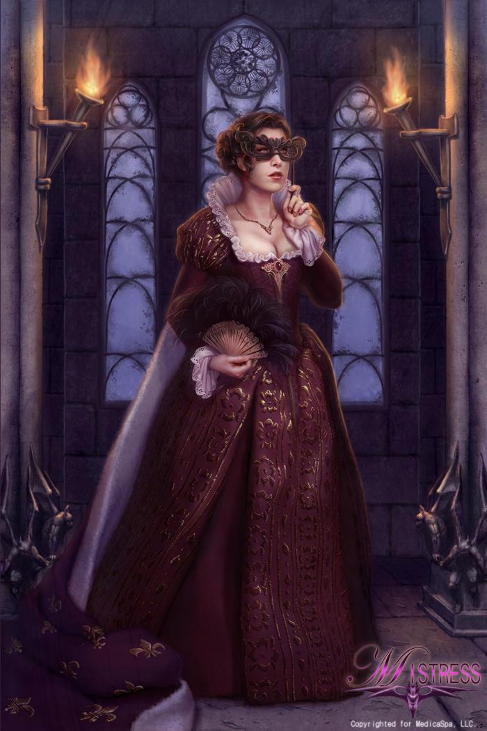 Mistress by camilkuo