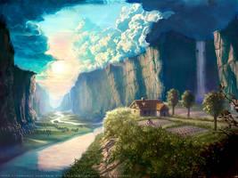 Wonderland by camilkuo