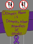 Domestic abuse is domestic abuse regardless by chanyhuman