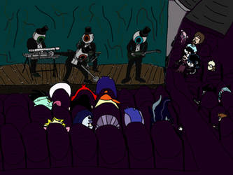 The Residents Concert. by chanyhuman
