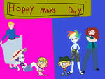 Happy Mans Day  by chanyhuman