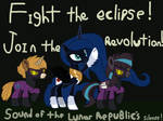 Fight the Eclipse by chanyhuman