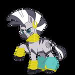 Chief Zecora (Gen 5) by chanyhuman