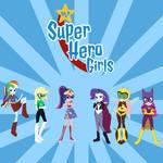 MLP Super Hero Girls by chanyhuman