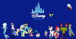 Disney Cosplay Toons by chanyhuman