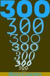 Three hundred watchers by chanyhuman