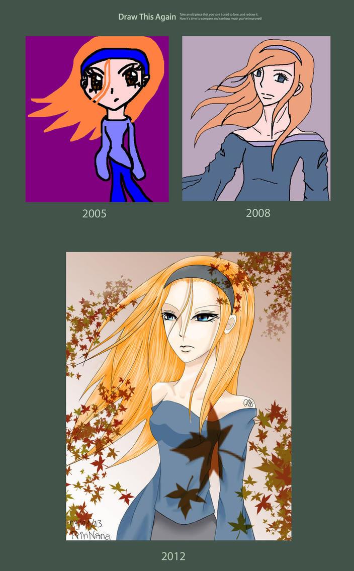 Draw this again! Meme by PrinNana