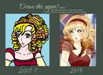 Draw this again! Meme 7