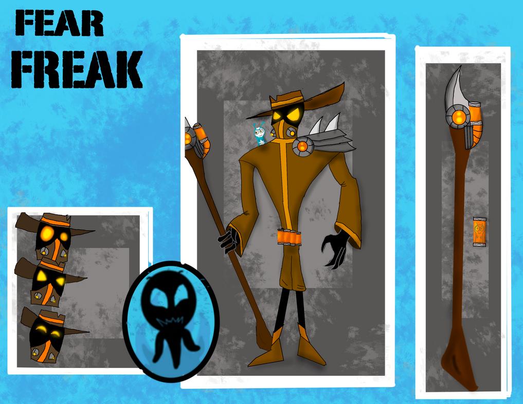 Fear Freak by Montiessor
