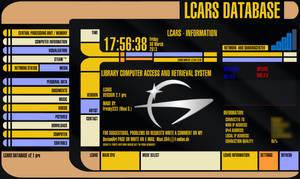 LCARS for Rainmeter v2.1