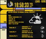 LCARS for Rainmeter v2.3