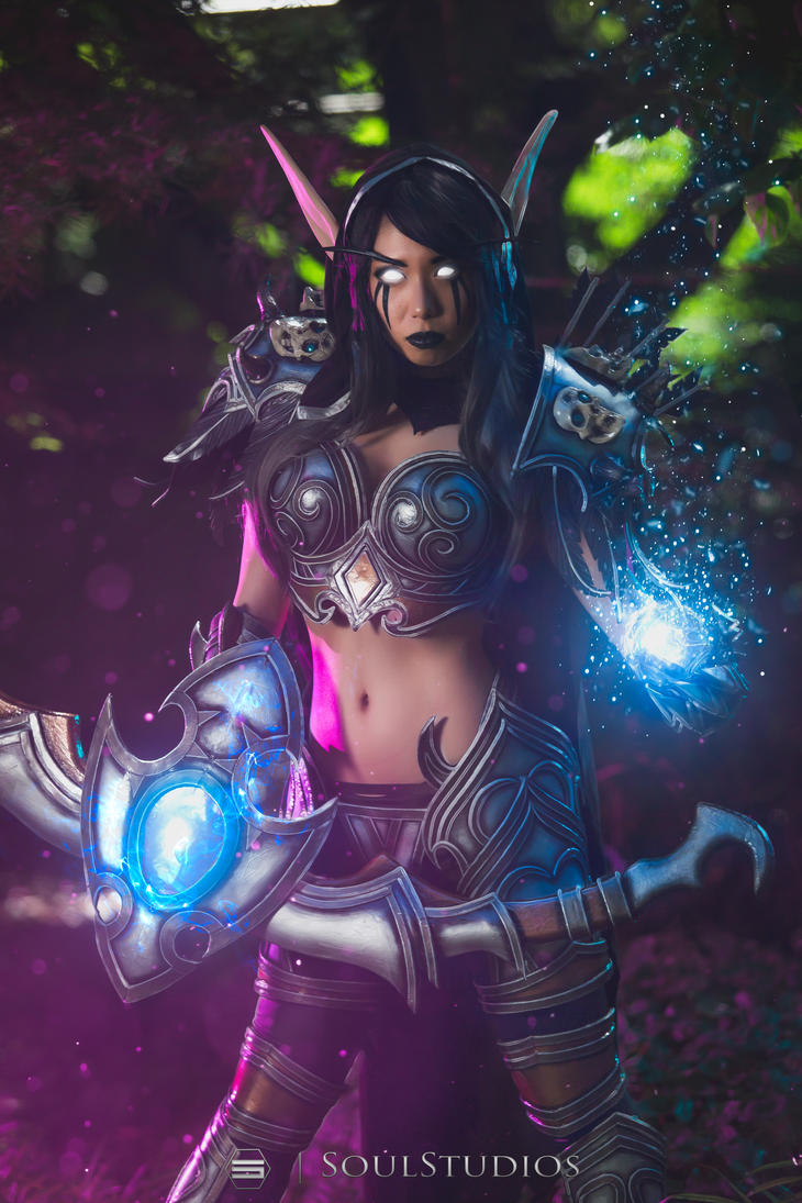 Sylvanas Windrunner (World of Warcraft) by JenileeCosplay