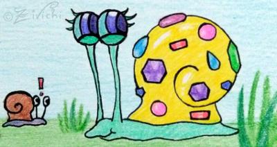 Fancy shell by Zivichi