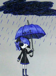 Always raining