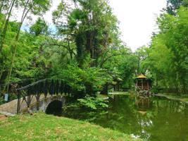 A peaceful garden by Zivichi