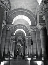 Crypt of the cathedral by Zivichi