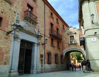 Plaza de la Villa by Zivichi