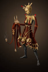 Path of Exile: Lady Dialla