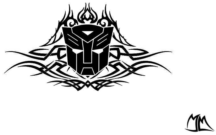 autobot tattoo by danceoffchamp on deviantart. Black Bedroom Furniture Sets. Home Design Ideas