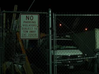 No parking by baldarbrat
