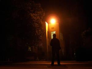 creepy light