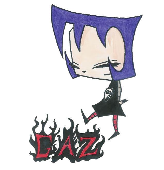GAZZZZZ by Invader-Tech