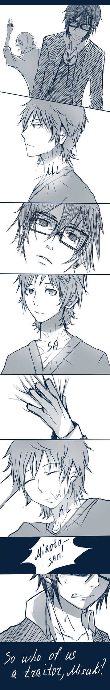 SaruMi (3 of 3) by Dessa-nya