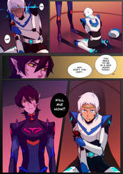 VLD: Keith and Lance Enemies!AU by Dessa-nya