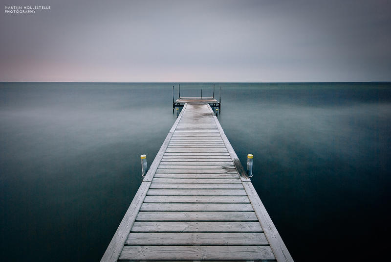 Just a Jetty