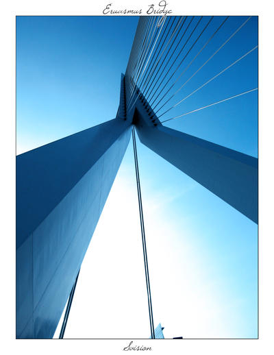 Erasmus Bridge by Svision