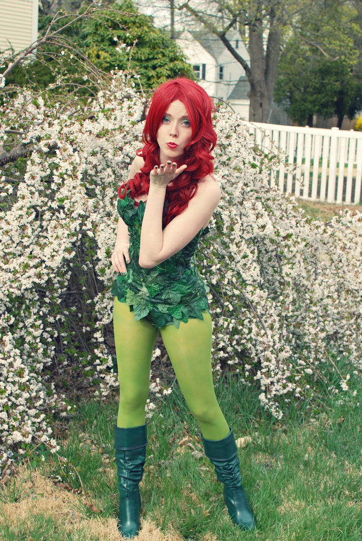 Poison Ivy Cosplay Ass