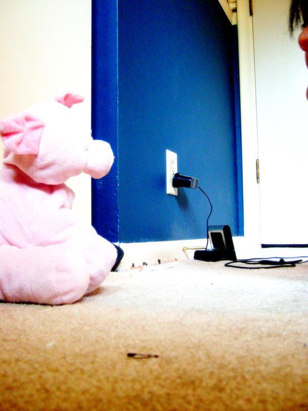 this little piggy by rawrxangel