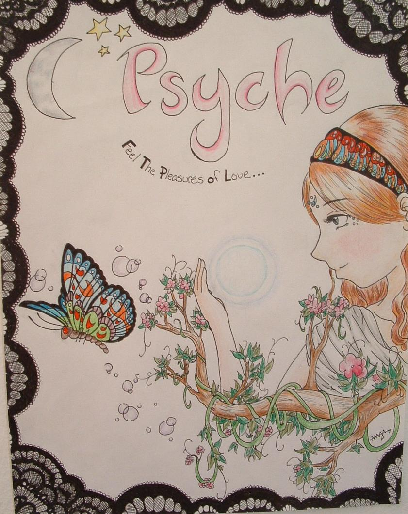 psyche goddess of the soul by billkaulitzluvergirl on