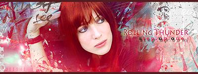 Rolling Thunder by billkaulitzluvergirl