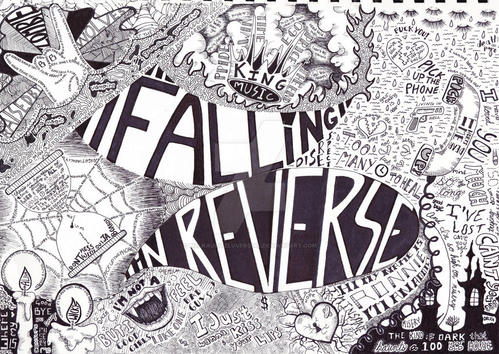Falling In Reverse Lyrics By Billkaulitzluvergirl