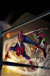 Marvel MasterWorks Spiderman 3
