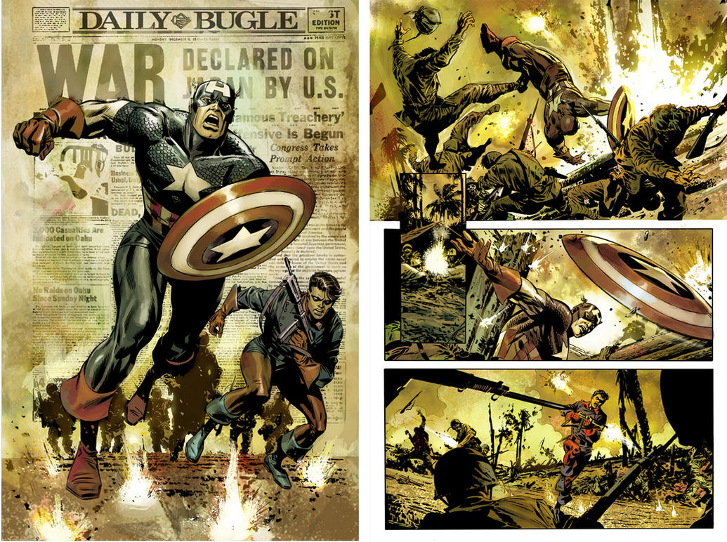 Cap WWWS pages 1 and 2 by DeanWhite