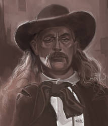 Wild Bill  DeadWood