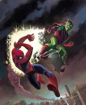 Marvel MasterWorks Spiderman 7