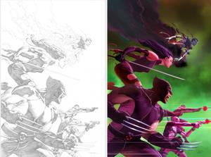 uncannyX-Force25cvr-BW-color