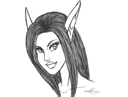 Gift Art: Aranya by Tanadia