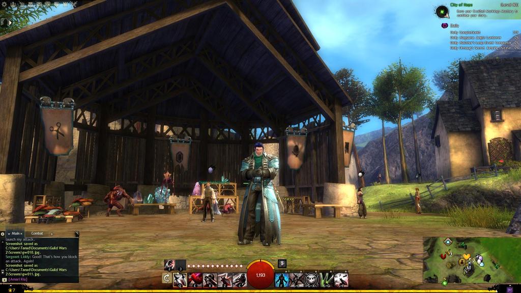 Guild Wars Mally by Tanadia