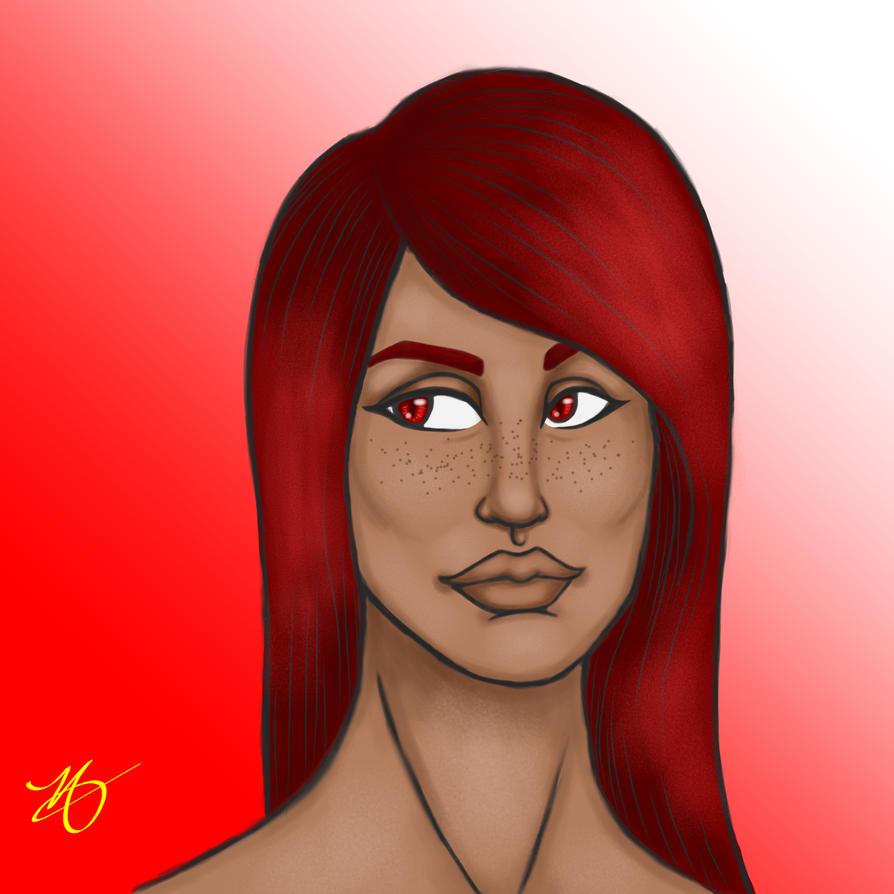 Gift Art: Zorah by Tanadia