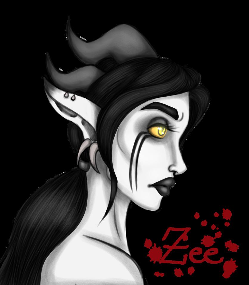 Gift Art: Zee by Tanadia