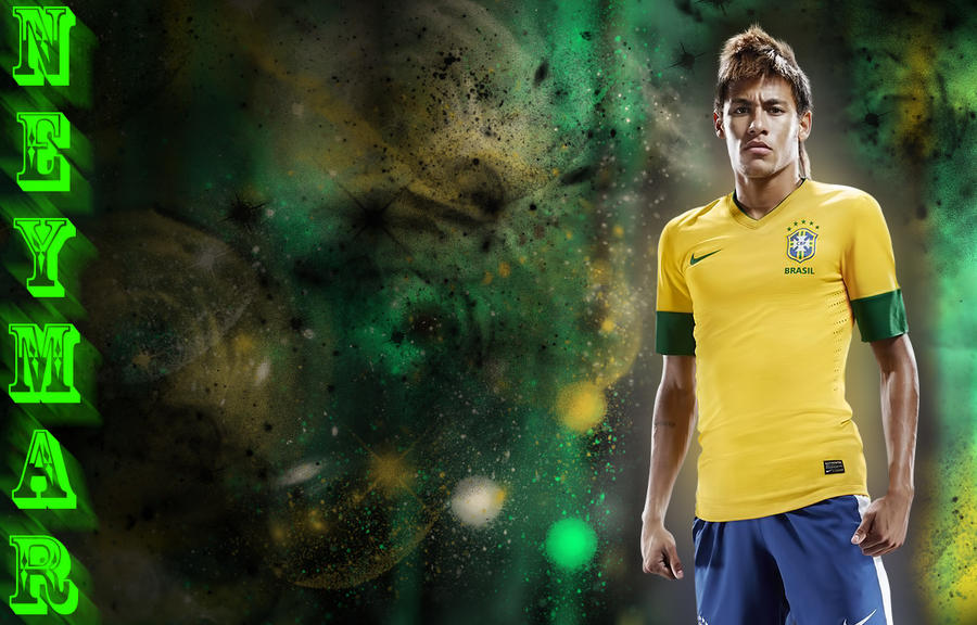Neymar Wallpaper By Panscx