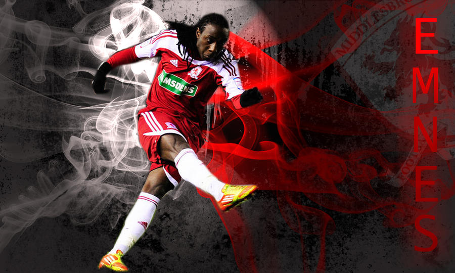 Marvin Emnes Wallpaper ( Middlesbrough) By Panscx On