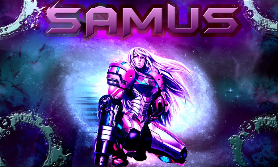 gallery for samus wallpaper