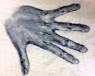 Hand Drawing by burcuzun