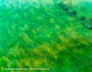 Anime Grass background